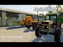 Farming Simulator 2019. Dreisternhof. Harvesting corn for seeds cultivation. Episode 1