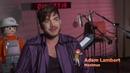 Adam Lambert is Playmobil: The Movie's mighty Emperor Maximus!