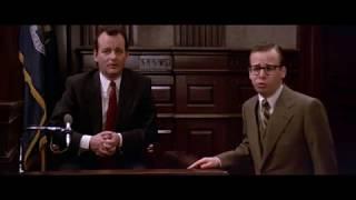 Рик Моранис в роли адвоката