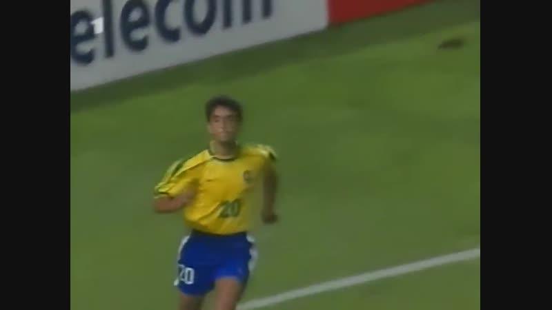 ЧМ-1998. Бебето (Бразилия) - мяч в ворота сборной Норвегии