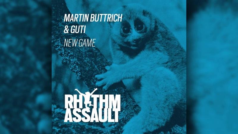 Martin Buttrich Guti - New Game