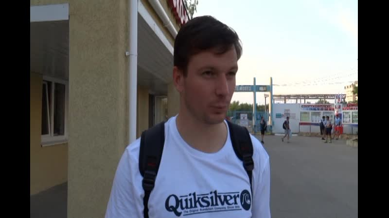 Футболист Химика Дубль Салюта Сергей Шеин о причинах поражения в матче против Металлурга