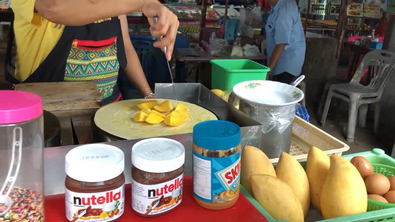 Рецепт мангового блинчика ловите ☀️🤪😋🥞