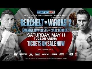 Fight Night Champion Мигель Берчельт - Франсиско Варгас (Miguel Berchelt - Francisco Vargas)