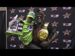 Multiple 24/7 title challengers crash r-truth's summerslam meet & greet