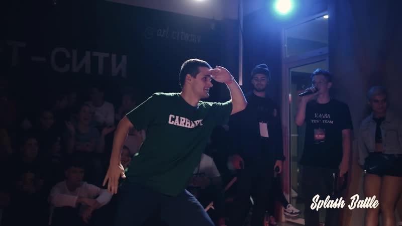 SPLASH BATTLE VOL4 ALL STYLES StaJ vs Ruson