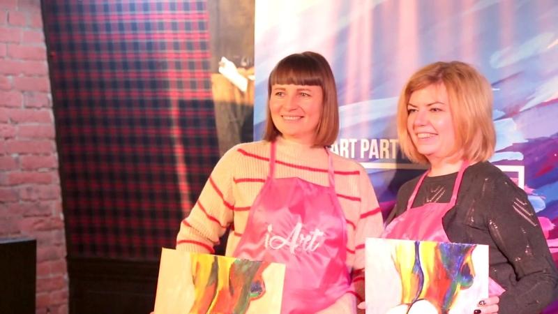 2 POP ART вечеринка iArt Murmansk в ПИНТА ПАБ 03 02 19