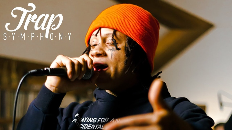 Trippie Redd Performs Wish With Live Orchestra | Audiomack Trap Symphony