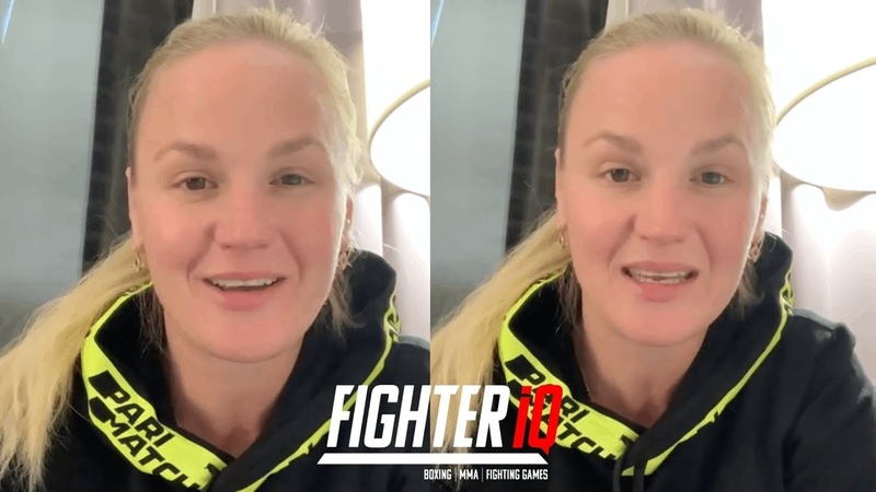 VALENTINA SHEVCHENKO GIVES HER PREDICTIONS ON JOANNA JEDRZEJCZYK VS MICHELLE WATERSON FOR UFC TAMPA!