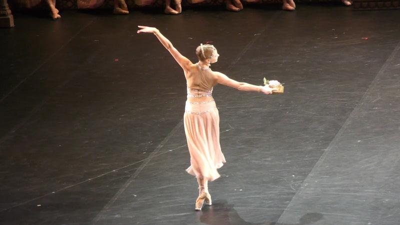 04/10/19 Angelina Vorontsova Monologue and death of Nikia