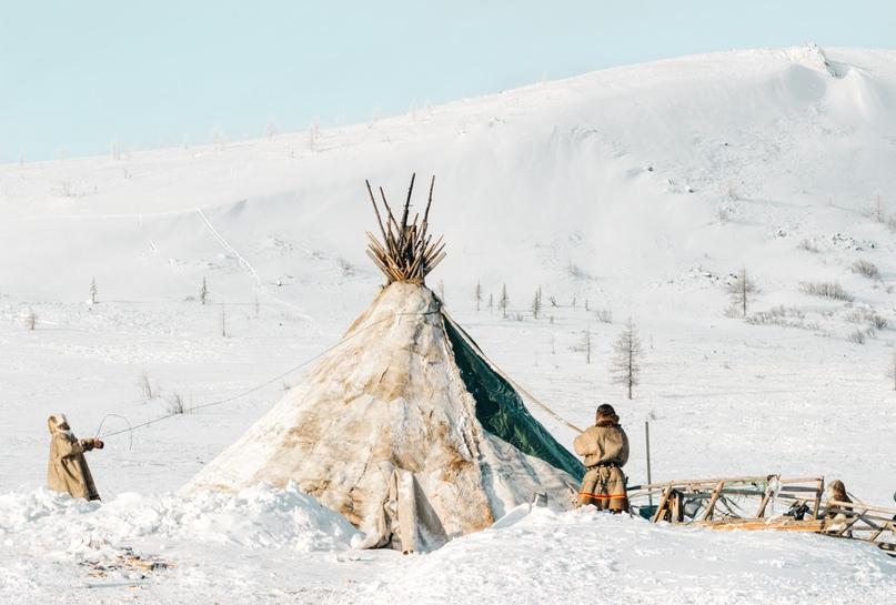 Как живут люди в экстремальных условиях крайнего Севера, изображение №1