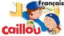 Caillou FRANÇAIS - Caillou prend l'autobus scolaire (S01E42)   conte pour enfant