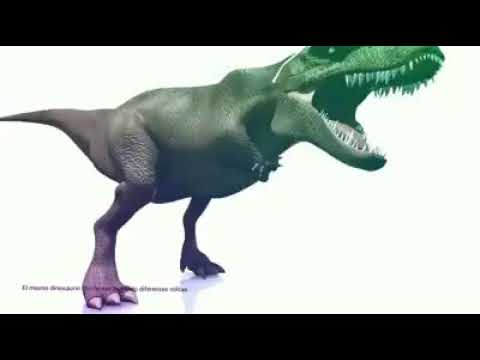 That one meme where the Dino is dancing.