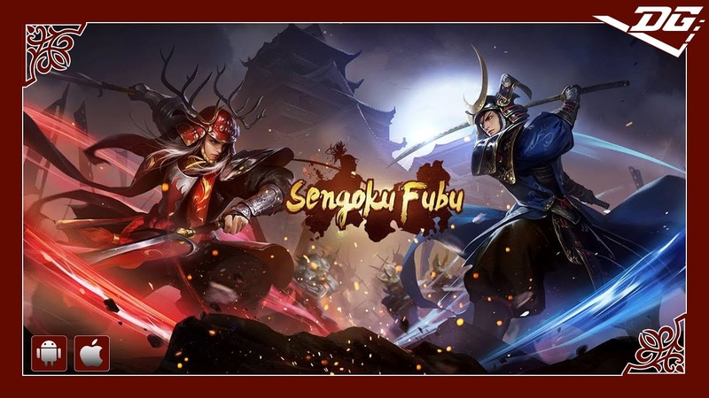 Sengoku Fubu iOS Android Gameplay ᴴᴰ