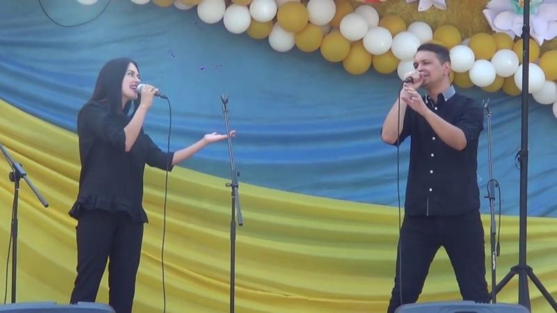 Анжеліка та Максим Проценко Моя Україна велика родина 12 07 2019