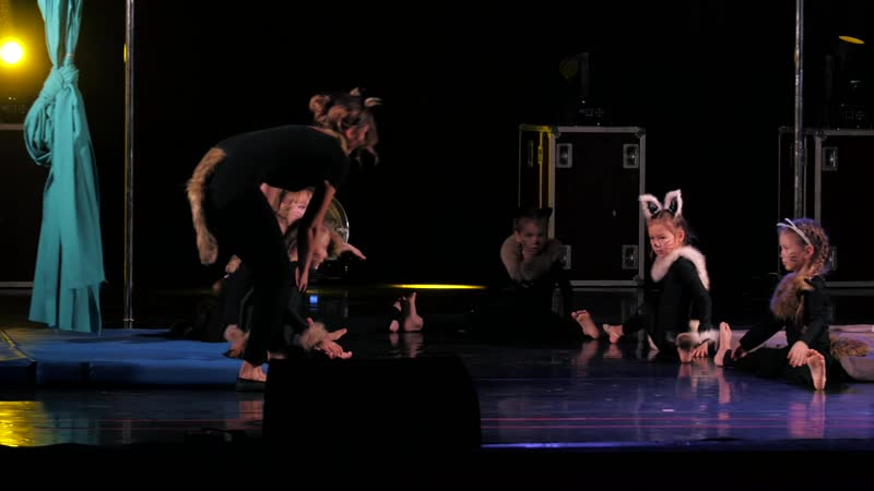 ЗАДВЕРЬЕ отчетный концерт 15 12 18 непослушные котята