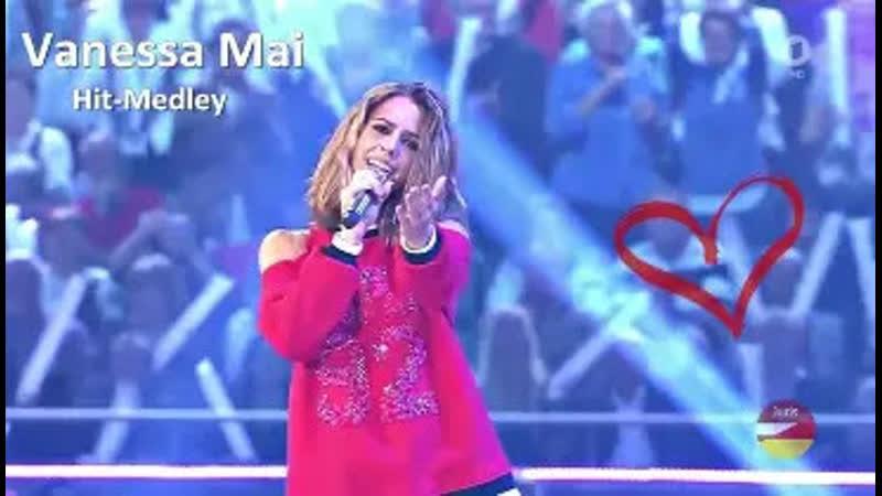 Vanessa Mai - Hit-Medley (Schlagerbooom 22.10.2016)