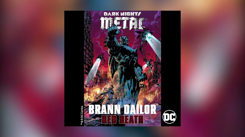 Brann Dailor - Red Death (from DCs Dark Nights Metal Soundtrack) [Official HD Audio]