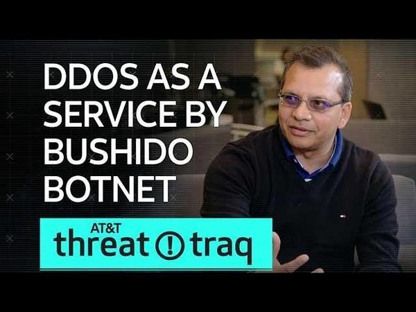 11/8/18 DDoS as a Service by Bushido Botnet | ATT ThreatTraq