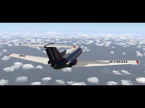 Как относятся реальные пилоты к виртуальным? Интервью. Як-40 (Felis) для X-Plane 11