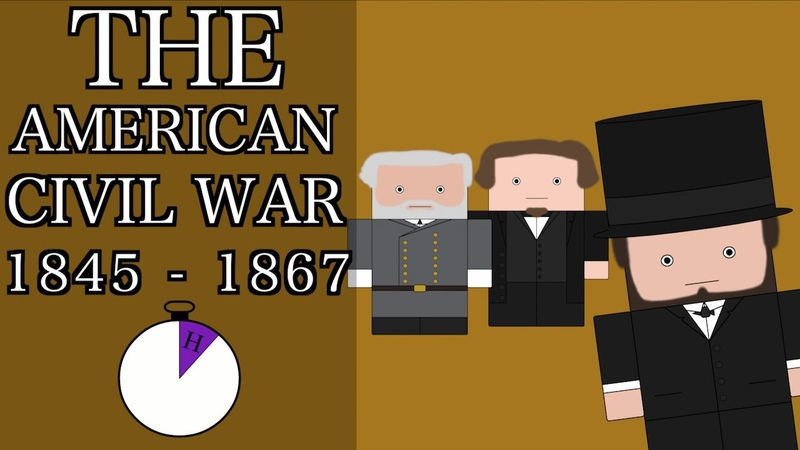 Ten Minute History Westward Expansion and the American Civil War Short Documentary