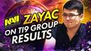 NAVI Zayac Первый проигрыш накалил обстановку