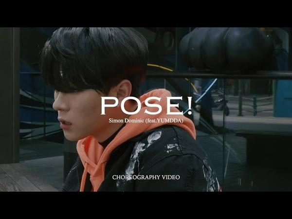 Choreography Video by 최수환 Choisuhwan LIJI SAAS 원곡 'POSE ' by 사이먼도미닉 Simon Dominic