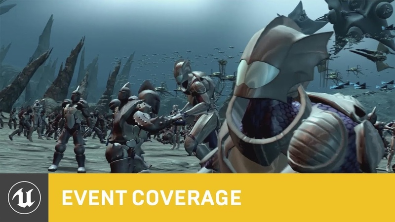 Halon Entertainment - A Rewarding Journey | SIGGRAPH 2019 | Unreal Engine