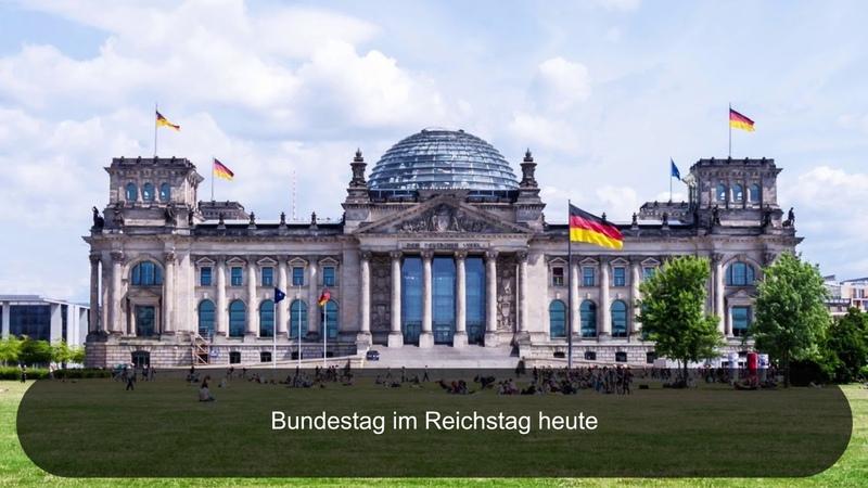 Bundestag im Reichstag Wissen via Ewiger Bund