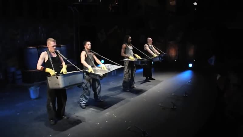 Stomp Live Part 5 Dishwashers are crazy1