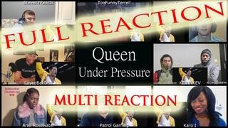 MULTI REACTION Queen Under Pressure / MULTI REACT-A-THON