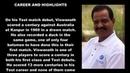 Indian Cricketer (Gundappa Viswanath) Biography Detail