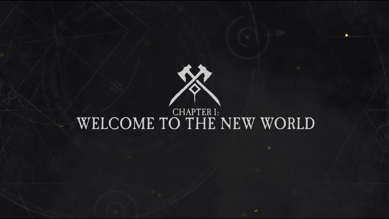 Journal des développeurs Bienvenue dans New World
