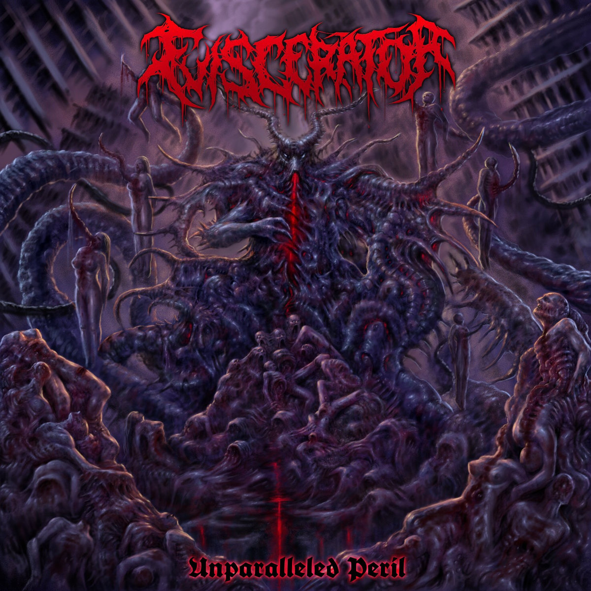 Eviscerator - Unparalleled Peril [EP] (2019)