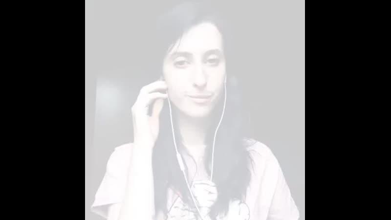 Я женюсь на девочке из аниме полусонная подпевка вышла 🤪Хочу минус песни