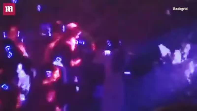 видео с празднования 30-летия Дакоты (Малибу, 05/10/19)