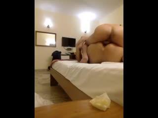 College girls and boyfriend hardcore sex hotel room