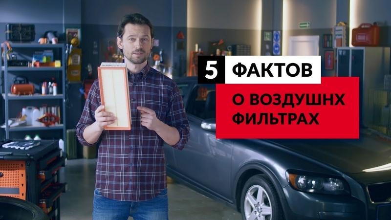 5 ФАКТОВ О ВОЗДУШНЫХ ФИЛЬТРАХ by FILTRON