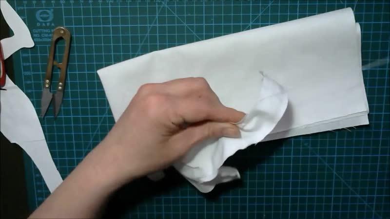 Инструкция по сшиву тела Валентина