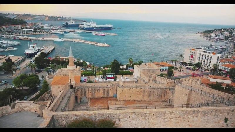Сhesme Castle Izmir Turkey