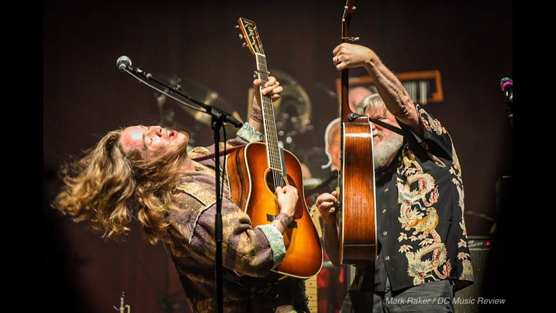 SCI feat. Billy Strings - Black Clouds - DelFest 2019