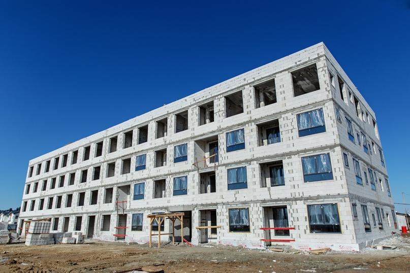 Отчет о ходе строительства апрель 2020 квартал «Среда», изображение №13