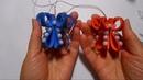 Елочные игрушки из фома своими руками🎄Christmas tree decorations🎄Brinquedos da árvore de natal/263