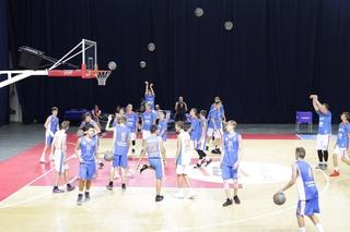 Встреча Д.И.Азарова с баскетбольной общественностью