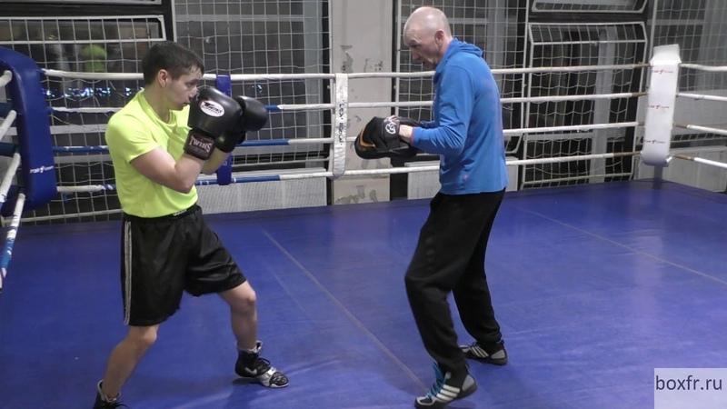 Бокс атака-вызов и почтальон (English subs)