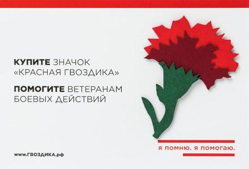 Ежегодная всероссийская акция «Красная гвоздика» открывает новый сезон, изображение №2