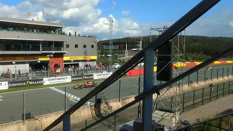 Звук моторов F1 / GP2 / GP3