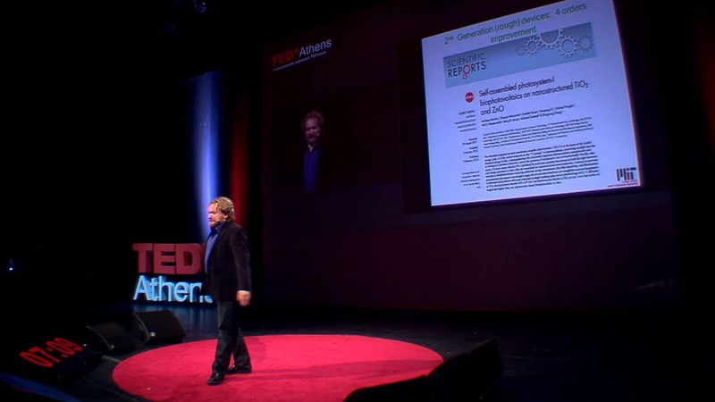 Bio Nano Technology New Frontiers in Molecular Engineering Andreas Mershin at TEDxAthens