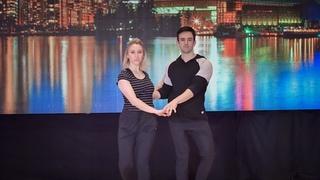 Jordan Frisbee & Victoria Henk - Champions Challenge - SwingCouver 2020