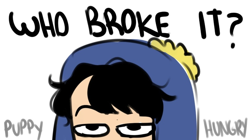Broke it I South Park I Puppy Hungry Animatic